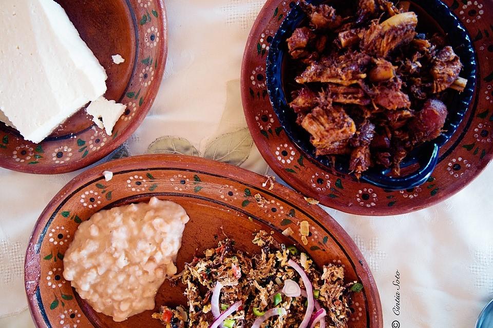 Breakfast at La Cocina de Doña Esthela